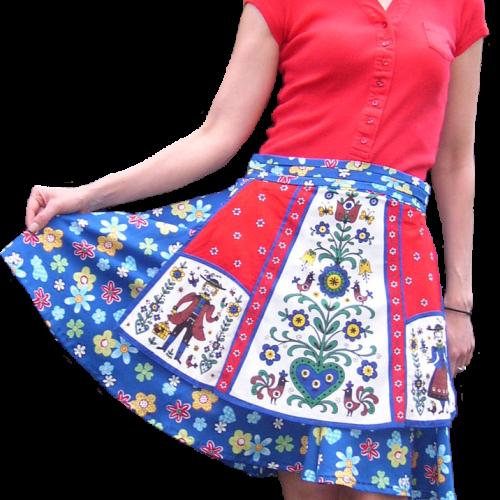 Apron Skirts